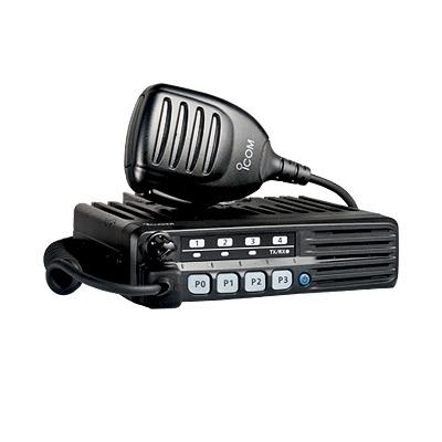Radios Móviles Análogos ICOM