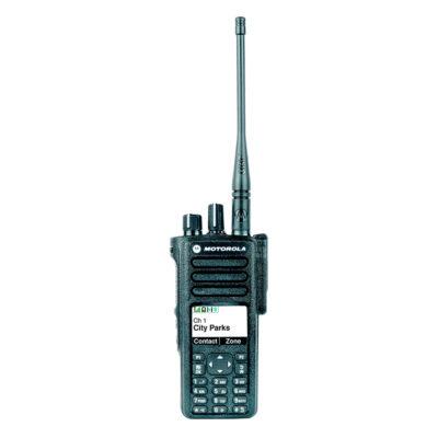 Radios Portátiles Digitales MOTOROLA